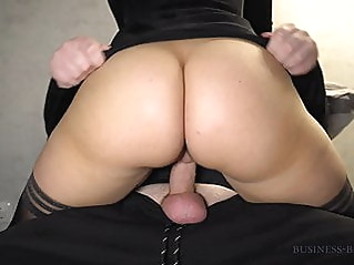 amateur blowjob stockings at vPorn
